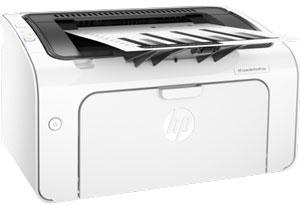 Toner cartridge numbers for HP LaserJet Pro M12 printer.